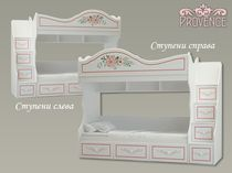 Двухъярусная кровать Прованс P-05 Милароса (Provence Milarosa)