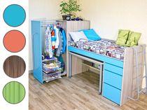 Детская мебель Минимакс 38 попугаев для малогабаритных квартир