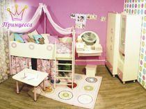 Детская мебель Принцесса 38 Попугаев