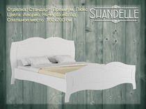 Фото-1 Детская кровать Шандель Ш-01 Милароса (Shandelle Milarosa)