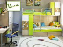 Детская мебель Twist 38 Попугаев