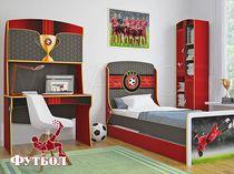 Детская мебель Футбол Милароса (Football Milarosa)