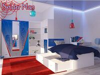 Фото-1 Детская мебель Спайдер Мэн Адвеста (Spider Man Advesta)