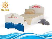 Фото-1 Кровать Океан Адвеста для девочки (Ocean Advesta)