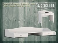 Надставка для стола Шандель Ш-20 Милароса (Shandelle Milarosa)