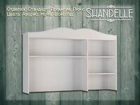 Надставка к столу Шандель Ш-23 Милароса (Shandelle Milarosa)