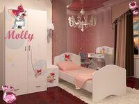 Фото-1 Детская мебель Молли Адвеста (Molly Advesta)