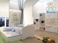 Фото-1 Детская мебель Мишки Адвеста (Bears Advesta)