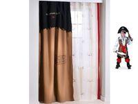 Тюль Black Pirat  AKS-5183 (140x260см)