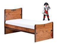 Кровать Black Pirat KS-1301, KS-1302, KS-1304