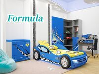 Фото-1 Advesta Детская комната Формула