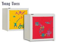 Накладка силиконовая таблица VOX Young Users
