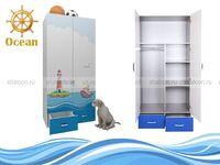 Двухдверный шкаф Океан Адвеста (Ocean Advesta)