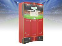 Шкаф детский Футбол Милароса F-05 (Football Milarosa)