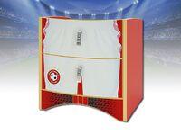 Прикроватная тумба Футбол Милароса F-08 (Football Milarosa)