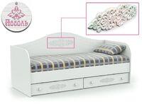 Кровать-диван Ассоль АС-10 Компас-мебель