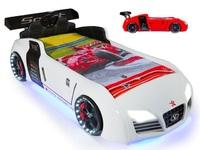 Фото-1 Кровать машина Audi Turbo Sport