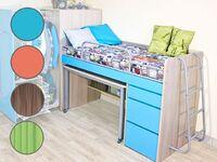 Кровать-стол Минимакс 38 попугаев