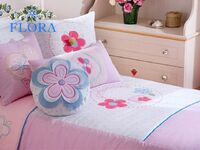 Фото-1 Комплект постельных принадлежностей SL Flora Cilek AKS-4455