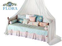 Комплект постельных принадлежностей Flora Cilek Throne AKS-4486