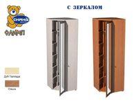 Угловой шкаф Олимп Сканд ШО-22 (с зеркалом)