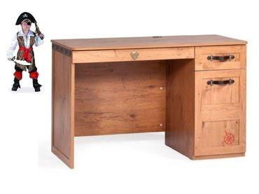 Фото-1 Письменный стол Black Pirat KS-1101