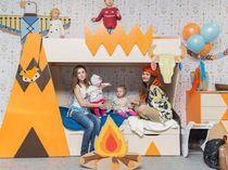 Фото-1 Детская мебель Апачи