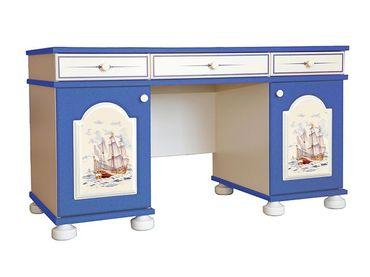 Фото-1 Детский стол для мальчика Капитан