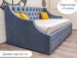 Фото-6 Диван-кровать для мальчика Art-D синий