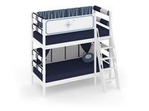 Фото-1 Двухъярусная кровать Регата для детей