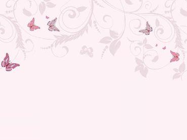 Фото-1 Фотообои Розовые бабочки