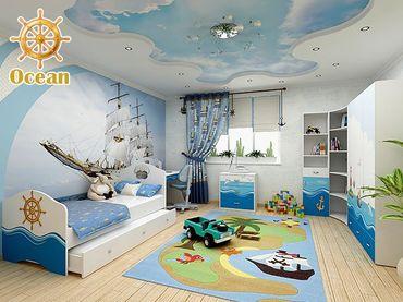 Фото-1 Детская мебель Океан Адвеста (Ocean Advesta)