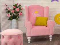 Фото-1 Кресло Art-A с вышивкой ИМЕНИ ребенка
