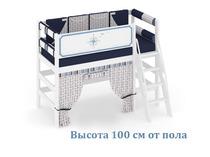 Фото-1 Кровать-чердак для детей Регата