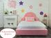 Фото-2 Кровать с вышивкой ИМЕНИ ребенка Art-A