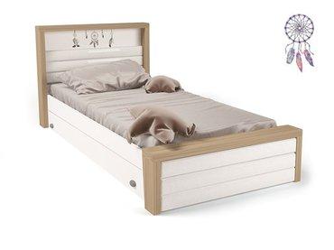 Фото-1 Мягкая кровать Ловец снов MIX №4 с ящиком