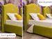 Фото-2 Детская кровать с вышивкой ИМЕНИ и мягкой спинкой Art-E