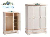 Фото-1 Шкаф 3-х дверный Flora Cilek SL 1001-SLF
