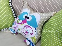 Подушка-игрушка Совы Cleveroom