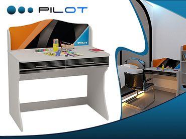 Фото-1 Стол письменный Пилот Адвеста (Pilot Advesta)