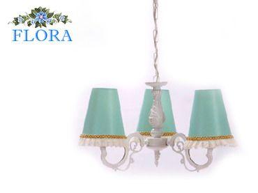 Фото-1 Потолочный светильник Flora Cilek AKS-6334