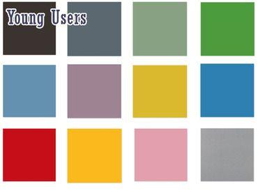 Фото-1 Накладки цветные для фасадов (14 цветов) VOX Young Users
